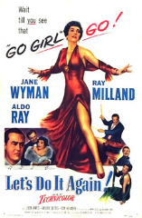 Lets Do It Again 1953 DVD - Jane Wyman / Ray Milland